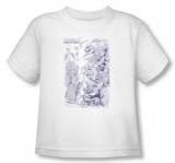 Toddler: Axe Cop - Doody Battle T-Shirt