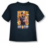 Toddler: Axe Cop - Collection Cover Camiseta