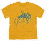 Youth: Batman - Here's Batman T-shirts
