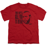 Youth: Rocky - Kill You to Death T-shirts