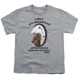 Youth: Parks & Recreation - Lil' Sebastian Shirts