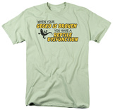 Gecko is Broken T-Shirt