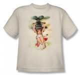 Youth: Helmet Girls - Nomad T-shirts