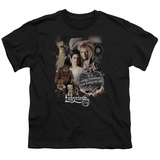 Youth: Labyrinth - 25 Years of Magic T-shirts