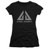 Juniors: Eureka - Global Dynamic Logo T-shirts