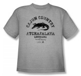 Youth: Swamp People - Cajun Country T-Shirt