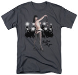 Bettie Page - Paparazzi T-shirts