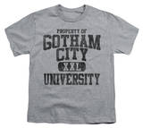 Youth: Batman - Property of GCU T-shirts