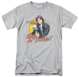 BJ and The Bear - Keep on Truckin' T-Shirt