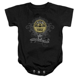 Infant: Sun Records - Rockin' Scrolls Infant Onesie