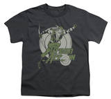 Youth: Green Arrow - Right on Target T-Shirt