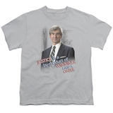 Youth: Law & Order - Jack McCoy T-Shirt