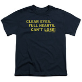 Youth: Friday Night Lights - Clear Eyes T-shirts