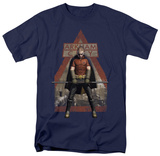 Batman Arkham City - Arkham Robin T-shirts