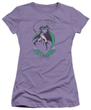Juniors: Catwomen - Kitten with a Whip T-Shirt
