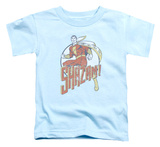 Toddler: Shazam - Steppin' Out Camisetas