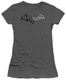 Juniors: Batman Arkham City - Arkham City Logo Shirt