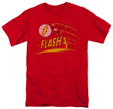 The Flash - Like Lightning T-shirts