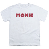 Youth: Monk - Monk Logo T-shirts