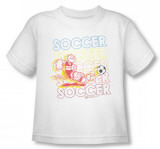 Toddler: Popeye - Soccer Shirt