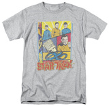 Star Trek - Vintage Collage T-shirts