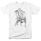 Popeye - Walking the Dog Shirts