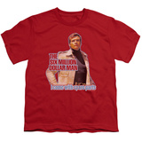 Youth: The Six Million Dollar Man - Spare Parts T-shirts