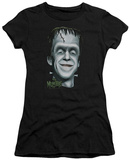 Juniors: The Munsters - Herman's Head T-shirts