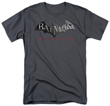 Batman Arkham City - Arkham City Logo T-shirts