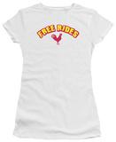 Juniors: Free Rides T-shirts