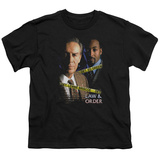 Youth: Law & Order - Briscoe & Green T-shirts
