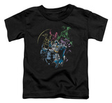Toddler: Batman - Surrounded T-Shirt