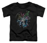 Toddler: Batman - Surrounded T-shirts