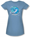 Juniors: Dophin Tale - Swimming T-Shirt