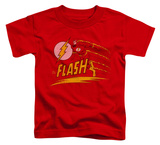 Toddler: The Flash - Like Lightning Camiseta