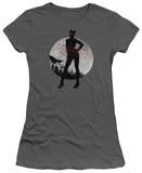 Juniors: Batman Arkham City - Catwoman Convicted T-shirts