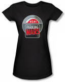 Juniors: Parking Wars - Parking Wars Logo Camisetas