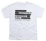 Youth: Covert Affairs - Espionage T-shirts