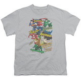 Youth: Justice League - Justice Collage T-Shirt