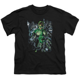Youth: Green Lantern - Surrounded by Death T-shirts