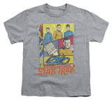 Youth: Star Trek - Vintage Collage T-shirts
