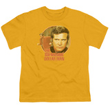 Youth: The Six Million Dollar Man - Run Faster T-shirts