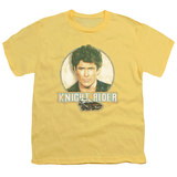 Youth: Knight Rider - Vintage T-shirts