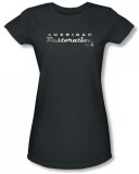 Juniors: American Restoration - Drop Shadow Logo T-shirts