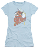 Juniors: Shazam - Steppin' Out Camisetas