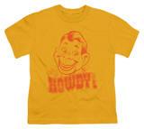 Youth: Howdy Doody - Howdy! T-shirts