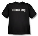Youth: Storage Wars - Tough Logo T-shirts