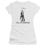 Juniors: Army Of Darkness- Boomstick! T-shirts