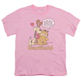 Youth: Garfield - Can't Win T-shirts