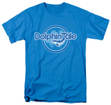 Dophin Tale - Halftone Logo Shirts